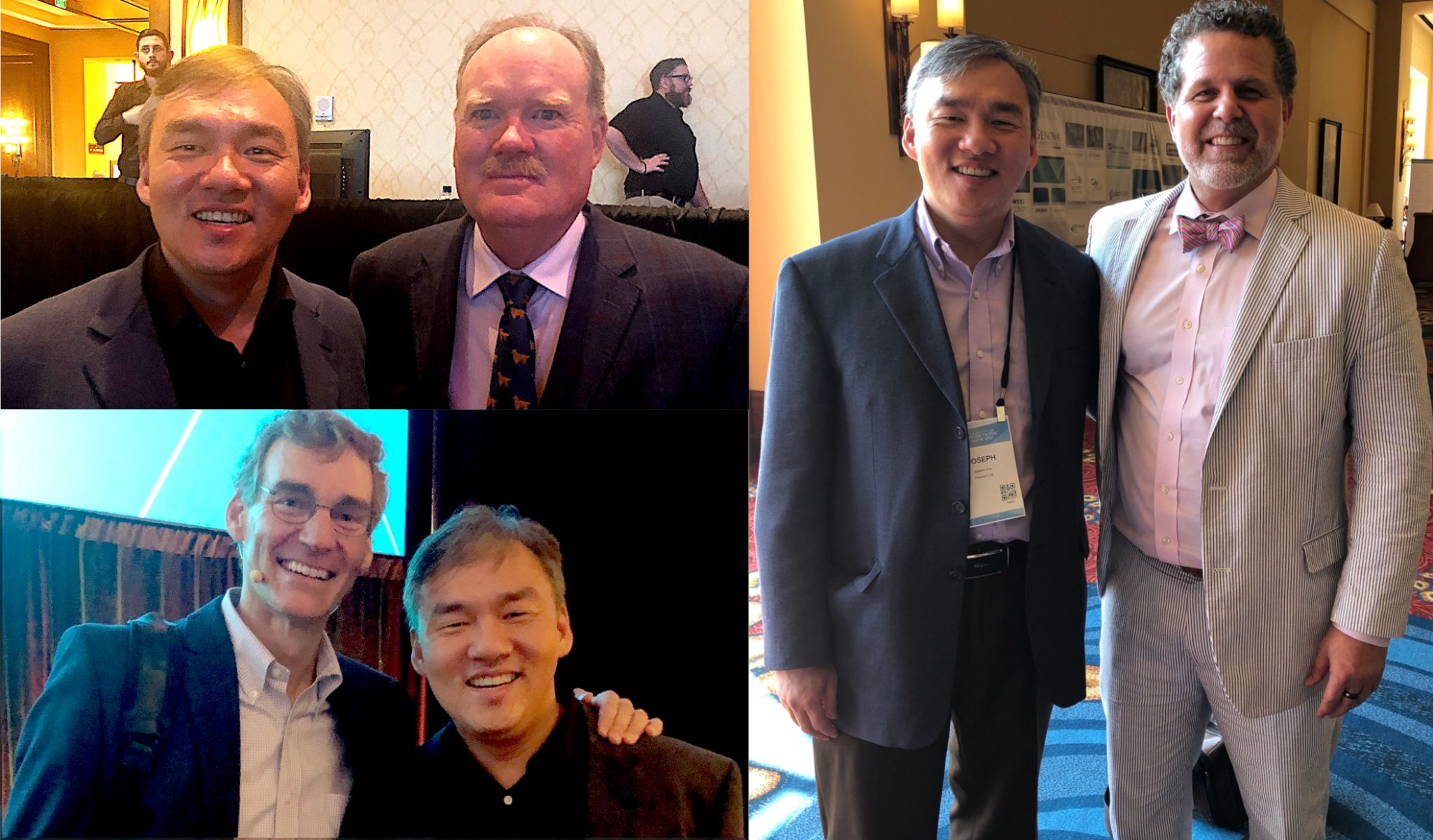 Functional medicine conference collage